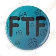 Badge FTF - Bleu