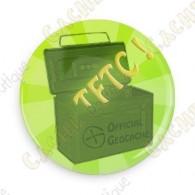 Crachá TFTC - Verde