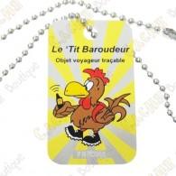 Le 'Tit Baroudeur jaune : TB francophone