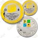 Geo Achievement® 500 Finds - Coin + Pin