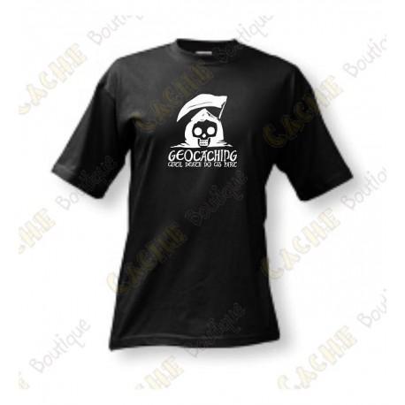 """T-Shirt """"Until Death Do Us Part"""" - Negro"""