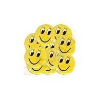 "Badge ""Smiley"" X 10"