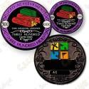 Geo Achievement® 300 Hides - Coin + Pin