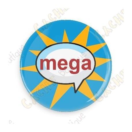Crachá Cache Icon - Mega Event