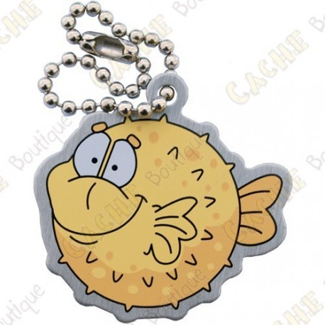 "Traveler ""Pete the Puffer Fish"""
