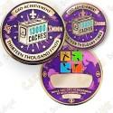 Geo Achievement® 13 000 Finds - Coin + Pin