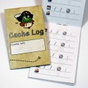 "Pequeno logbook ""Signal Pirate"" - A8"