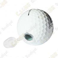 """Cache """"Balle de golf"""""""
