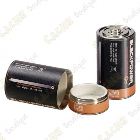 "Cache ""Battery"" - LR16"