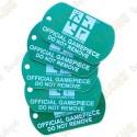 MultiMarx Multi Stage Cache Markers NW - Verde - Conjunto de 5