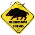 """Traveler """"Cachers Best Friend"""" - Boar"""