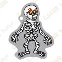 "Traveler ""Shakes the Skeleton"""