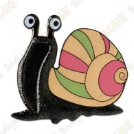 "Géocoin ""Josefine the Snail"""