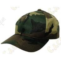 Une casquette pour passer inaperçu lors de vos chasses !