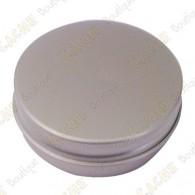 "Cache ""Tin"" magnétique - Ronde 6.5 cm"