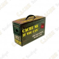 """Jogo """"Cache me if you can!"""""""