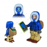 Personnage LEGO™ trackable - Winter T5 Cache Hunter