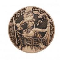 """Géocoin """"Dieux grecs"""" 7 - Athena"""