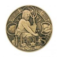 """Géocoin """"Dieux grecs"""" 10 - Hades"""