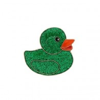 "Géocoin ""Geo Duckies"" Vert - Limited Edition"