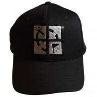 Casquette logo Geocaching - Noir