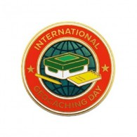 "Geocoin ""International Geocaching Day"" 2016"
