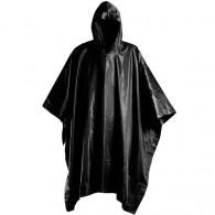 Poncho imperméable - Noir