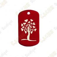 """Traveler """"Heart Tree"""" - Rouge"""