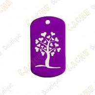 "Traveler ""Heart Tree"" - Violet"