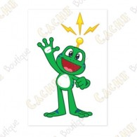 "Sticker ""Signal The Frog"""
