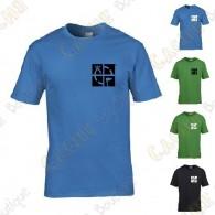 """T-Shirt trackable """"Discover me"""" Enfant - Noir"""