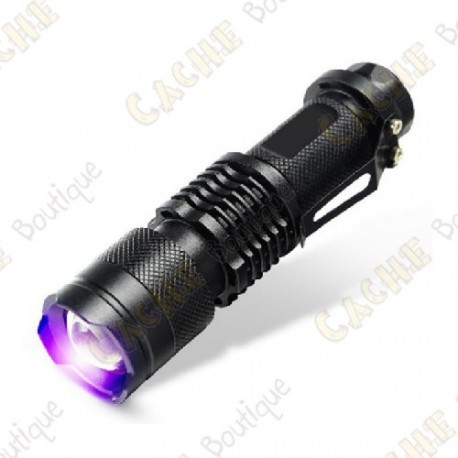 Lampe UV cree zoomable