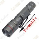 Lampe cree zoomable - 800 lumen