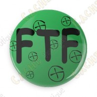 FTF button - Green
