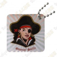 """Traveler Piratas """"Steerin' Stella"""""""
