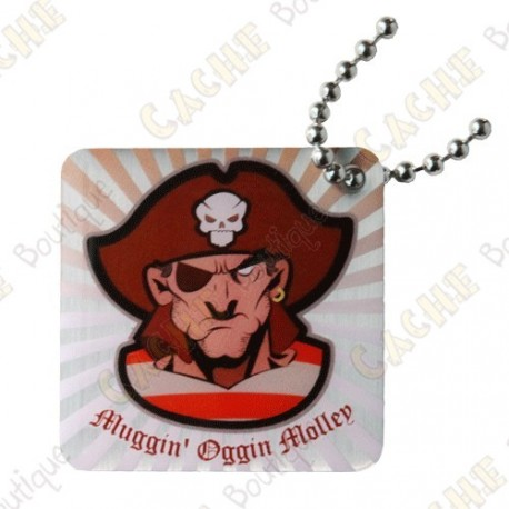 "Traveler Pirates ""Oggin Molley"""