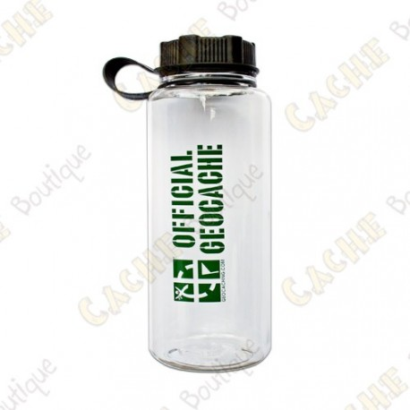 Official Geocache Water Bottle