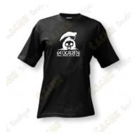 """T-Shirt """"Until Death Do Us Part"""" - Noir"""