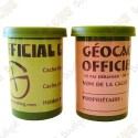 Film canister cache - Green