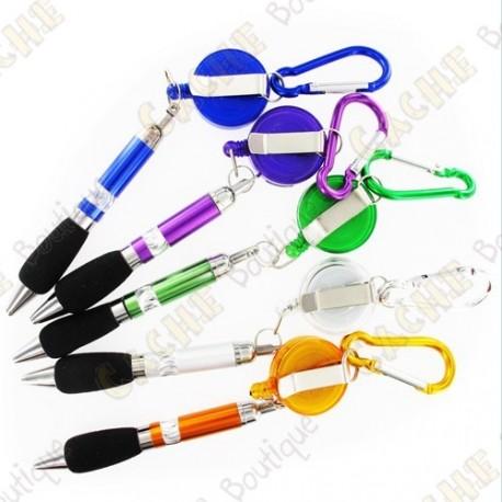 Retractable pen