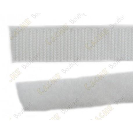 Velcro 50 cm - Branco