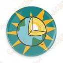Badge Cache Icon - Earthcache