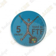 Geo Score Button - 5 FTF