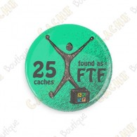 Geo Score Button - 25 FTF