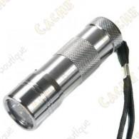 12 LED UV torch