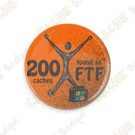 Geo Score Badge - 200 FTF