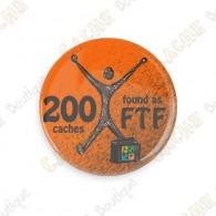 Geo Score Button - 200 FTF