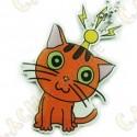 """Traveler """"Geo-Mutant"""" - The cat"""