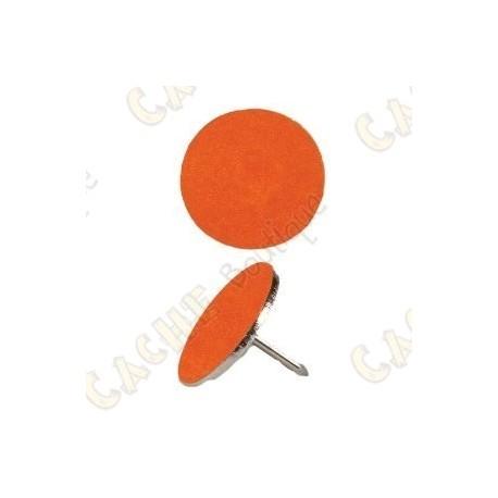 Marqueurs réfléchissants - 50 oranges