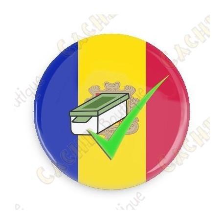 Geo Score Button- Andorra